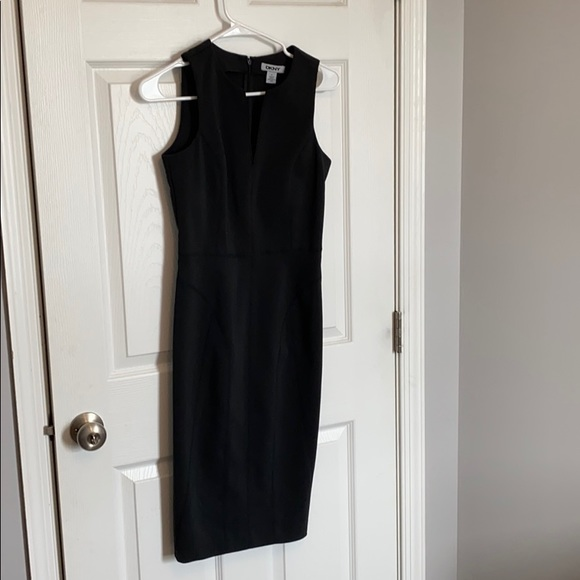 Dkny Dresses & Skirts - Dkny black dress